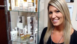 Kosmetička Veronika Kleinerová
