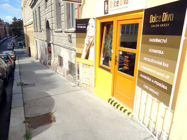 Dolce diva s.r.o. - kosmetické studio a kadeřnictví praha